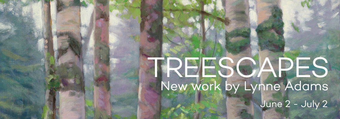 Treescapes: New work by Lynne Adams