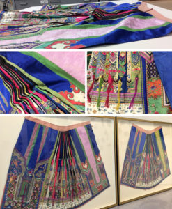 September 2017: Vintage Chinese Skirts!