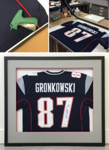 July 2017: A Frame for Gronk!