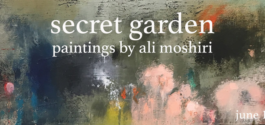 Secret Garden: Paintings by Ali Moshiri
