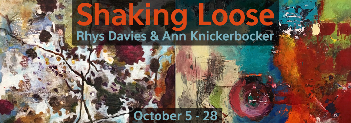 Shaking Loose: Rhys Davies and Ann Knickerbocker