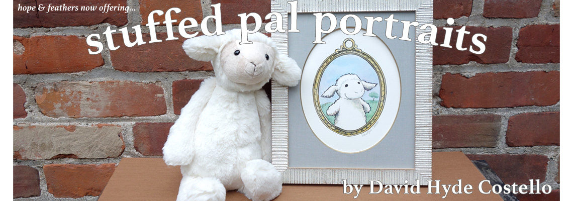 Stuffed Pal Portraits