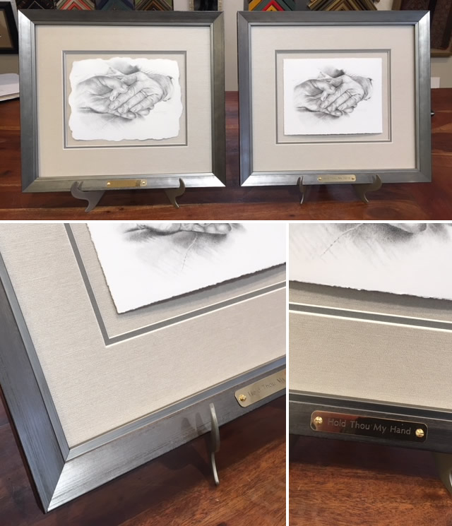 Framing Project of the Month - Hope & Feathers Framing and Printing