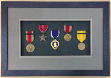 military medals of honor