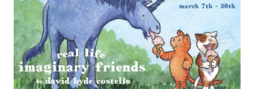 David Hyde Costello: Real Life Imaginary Friends