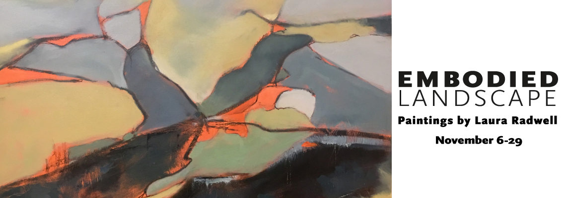 Laura Radwell: Embodied Landscape