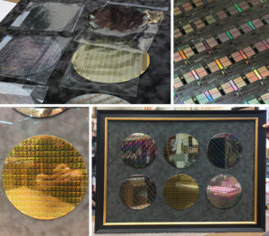 December 2019: Framing Silicon Wafers
