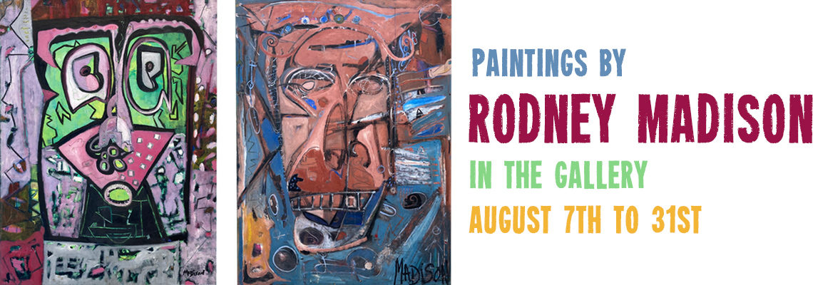 In the gallery: Rodney Madison