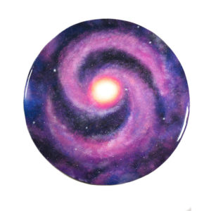 Galactic Spiral by Corrin Halford